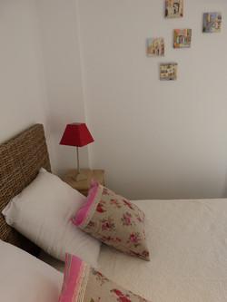 Olivea Chambre 1 détails