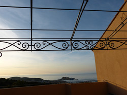 Olivea terrasse