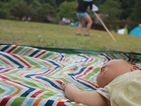 子どもの生きる力を育む ファミリーキャンプ @今宿野外活動センター