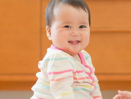 子どもの発達専門の先生に学ぶ赤ちゃんの運動と発達 @心ゆるり