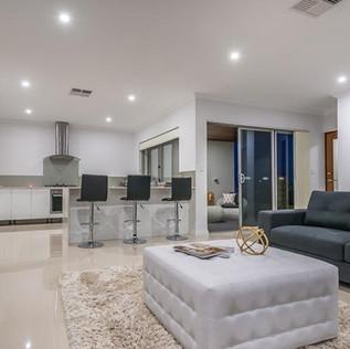 New housing & Down lights
