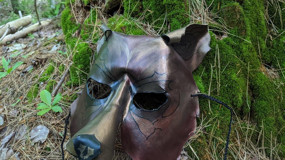 Bear or Dog mask