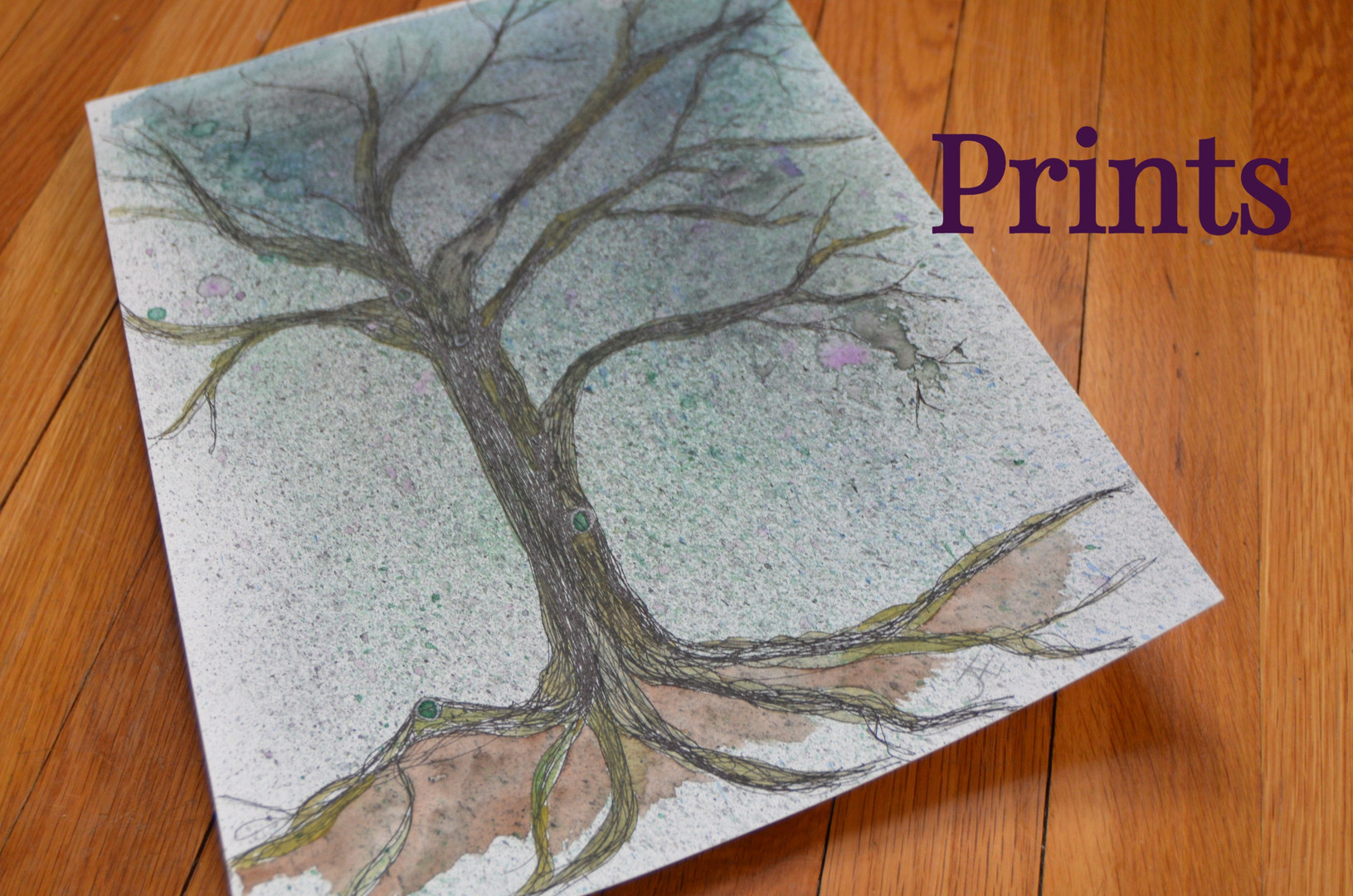 Prints and cards