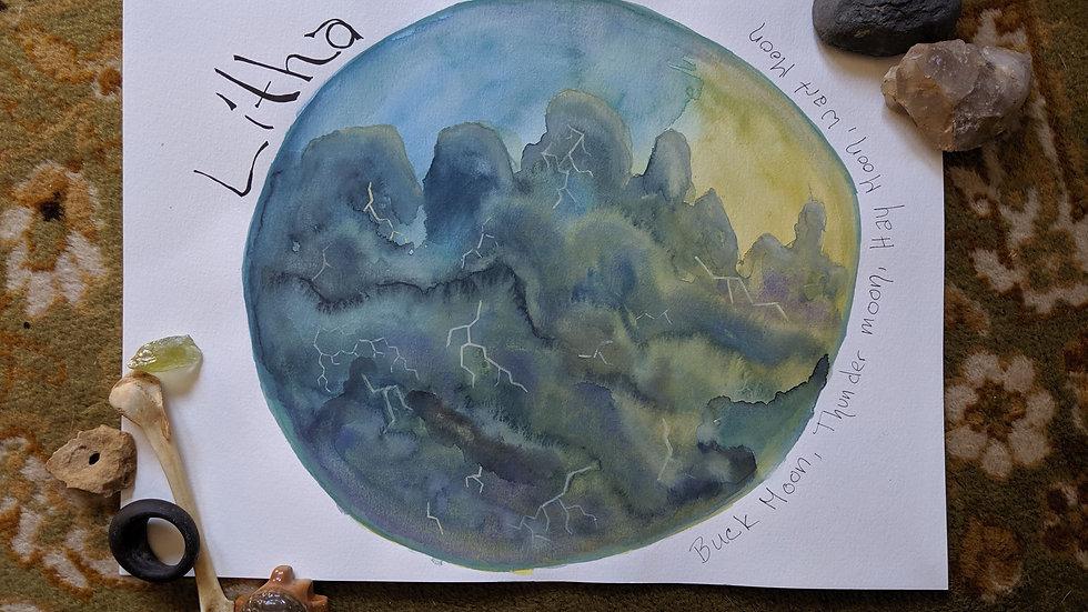 Litha: Storm Moon