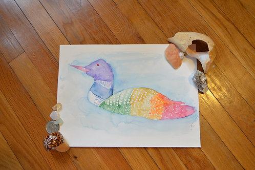 Rainbow Loon