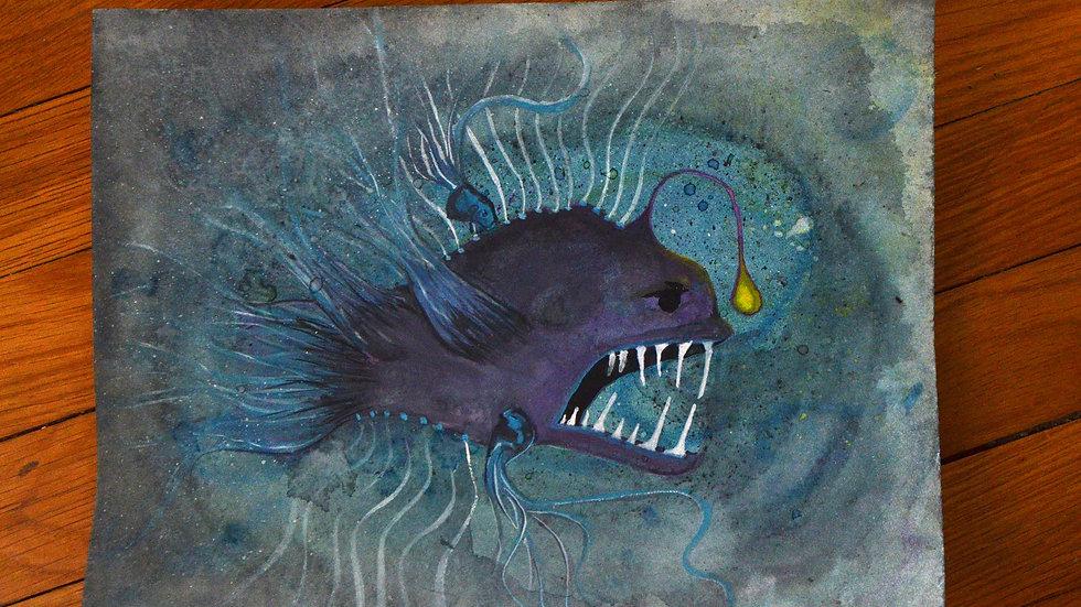 Angler Fish Love