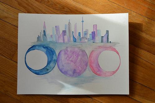Three Moon City
