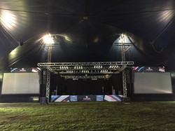 Full event package RWC15 large stage