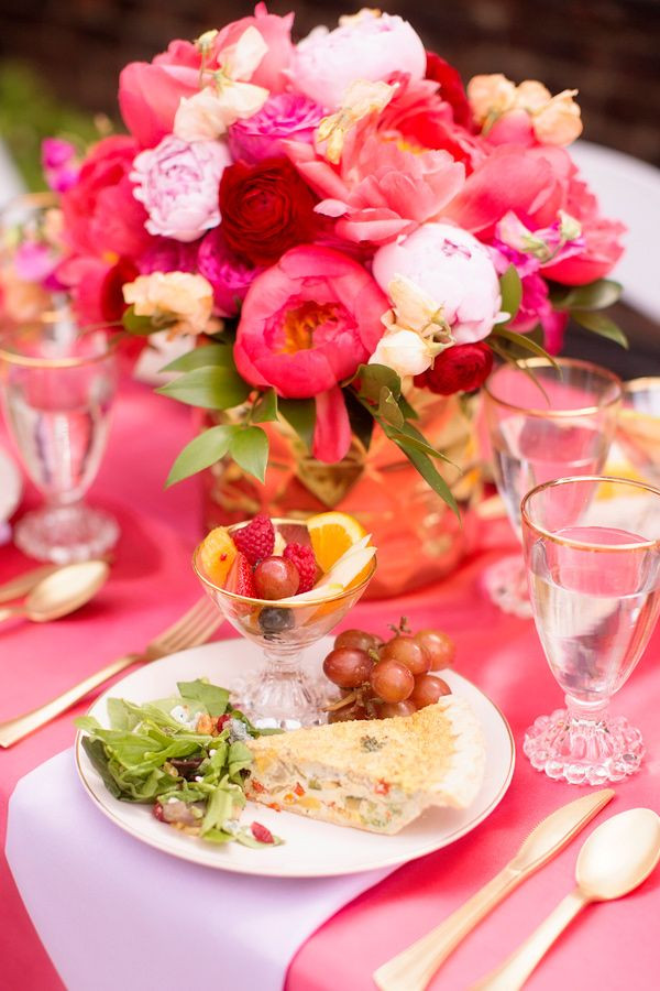 THE PERFECT BRUNCH WEDDING