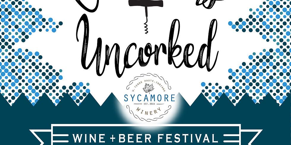 Crossroads Uncorked Wine + Beer Festival