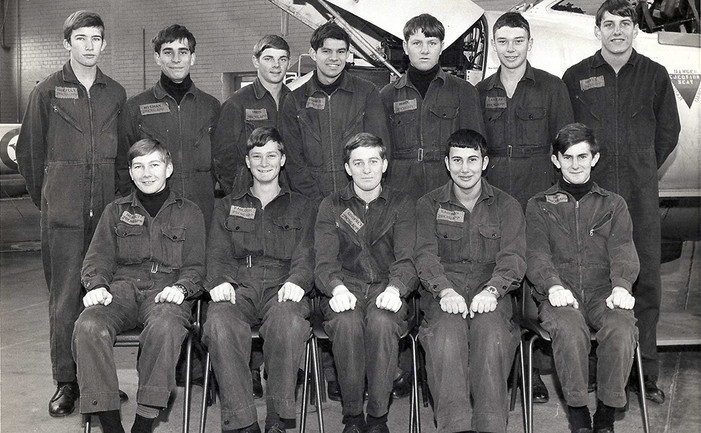 28 Scorpions Engine Fitters