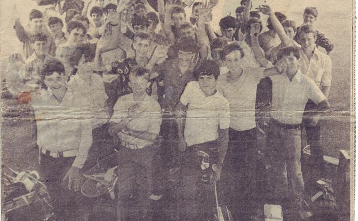 Brisbane Courier Mail 3rd Jan 1973