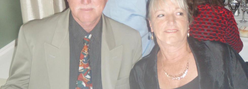 Peter and Vicki Mak