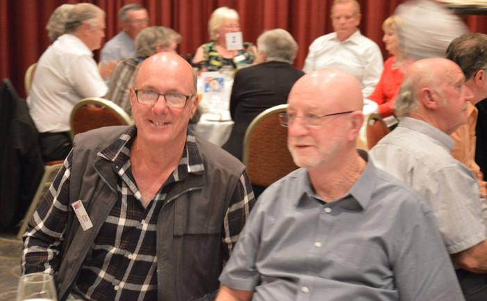 Jon Welsh and Greg Dyce