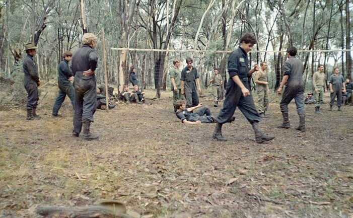 27 Intake Bivouac C June 1974
