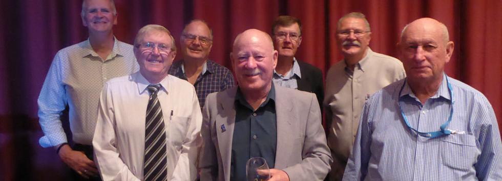 Steve Laughlin, Brian Nichols, Greg Aizlewood, Norm Merrigan RIP, Paul Crotty, Terry Warden, Jim Birss