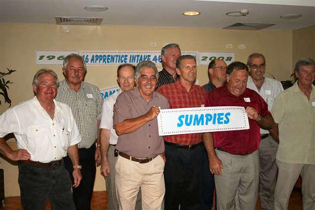 2008 Arabs Reunion BAllina