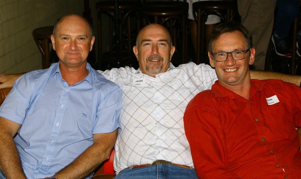 Scott Atkinson (42),  Jason Lamont (42),