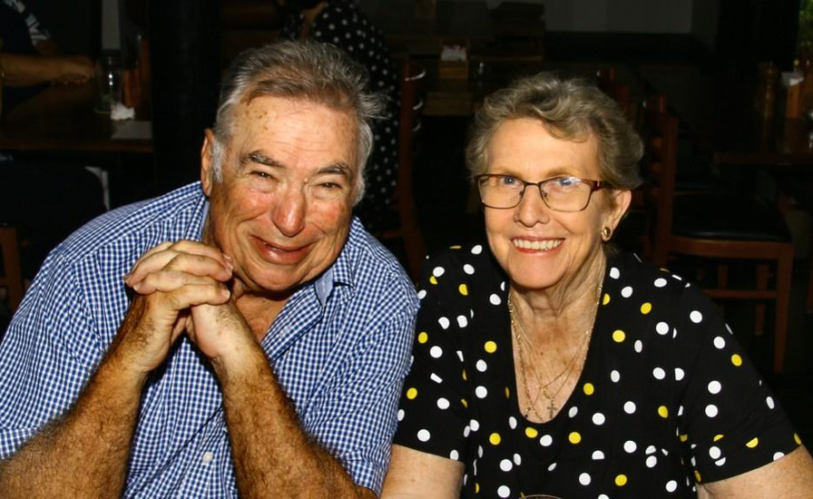 Wayne Gane  and  Barb Sargent