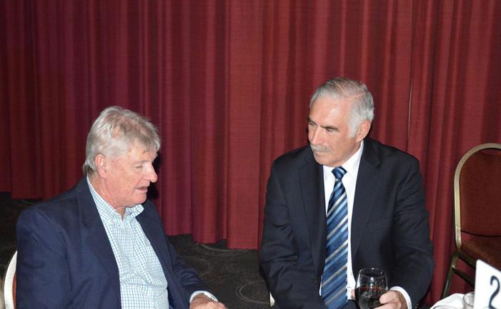 Phil Lovell and Trevor Moxham
