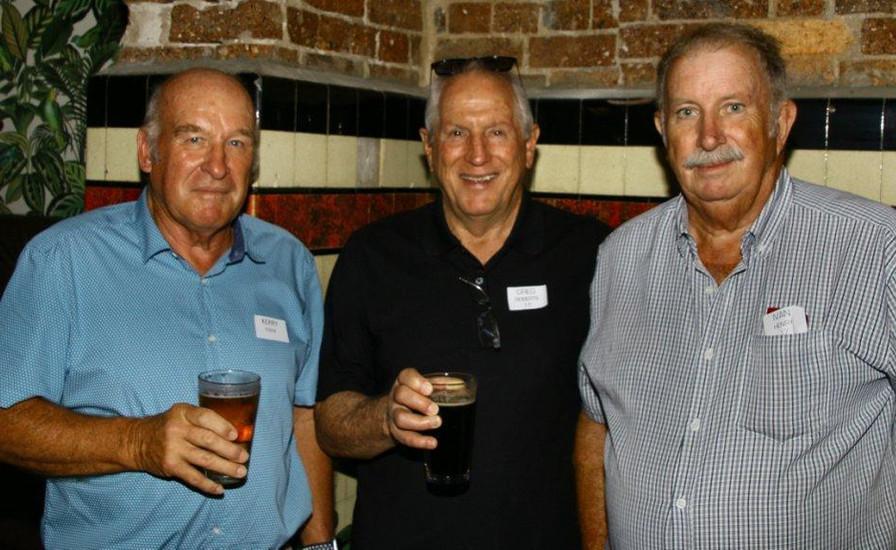 Kerry Cook 17,  Greg Roberts 17,  Ivan Henry 17.