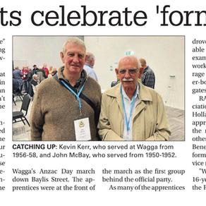 Daily Advertiser Wagga Story