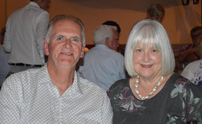Steve and Mary Laughlin