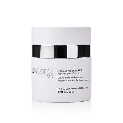 Probiotic Moisture Rich Replenishing Cream