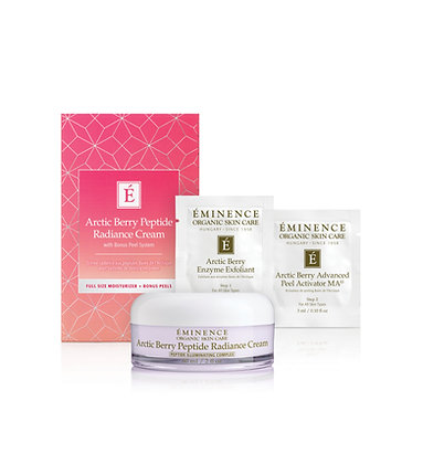 Arctic Berry Peptide Radiance Cream Gift Set