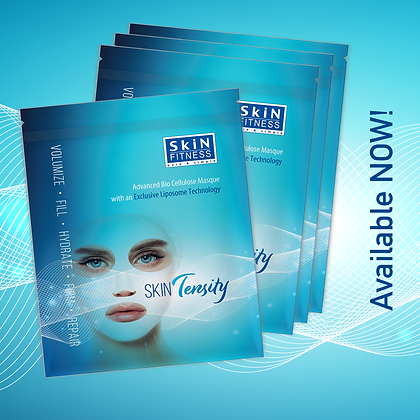 SKINTENSITY ADVANCED BIOCELLULAR SHEET MASQUE