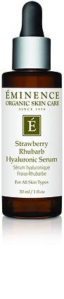 Strawberry Rhubarb Hyaluronic Serum