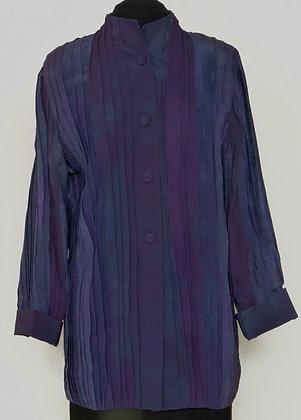 5. Long Tucked Jacket, size S