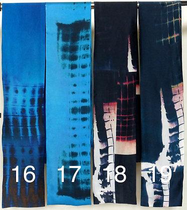 Silk Scarf #18