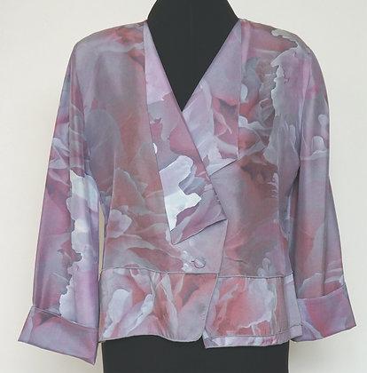 20. Soft Print Jacket, size M