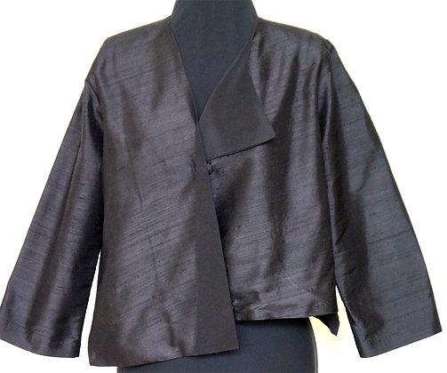 12. Short Asymmetric Jacket, size M