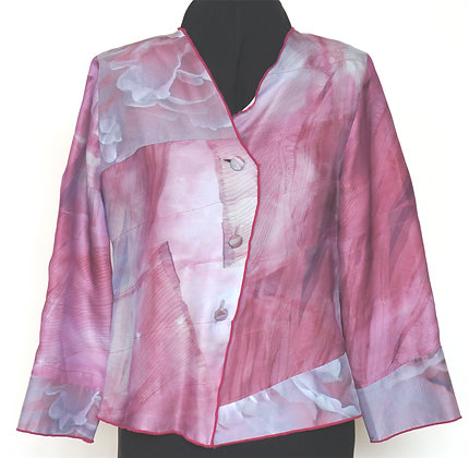 6. Short Layered Jacket, size S