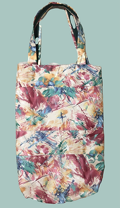 Abstract Handbag