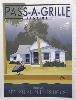 Pass-a-Grille FL, Z.Phillip's House