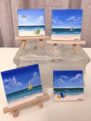 Mini Seascapes