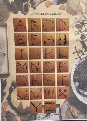 Oddities Alphabet