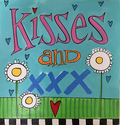 Kisses and XXX