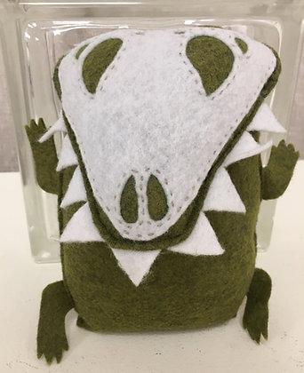 Spooky Alligator