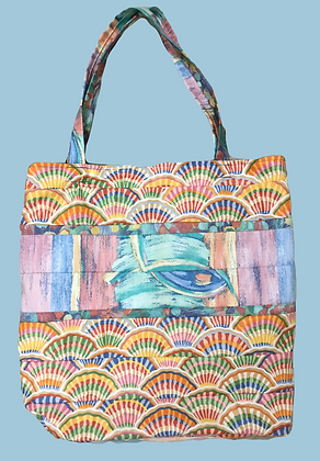 Sunset Shells Handbag