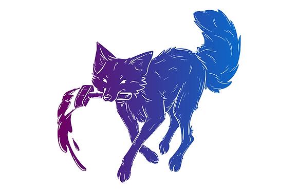 Brush Fox