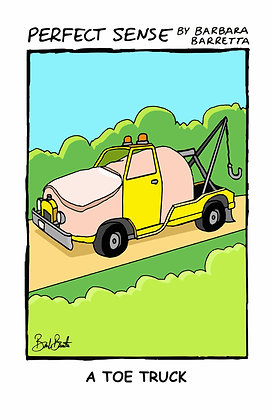 Toe Truck
