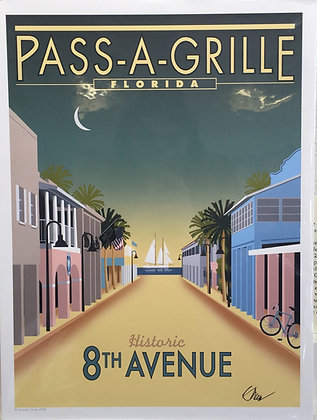 Pass-a-Grille Florida, 8th Avenue