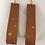 Thumbnail: Loop Leather Earrings