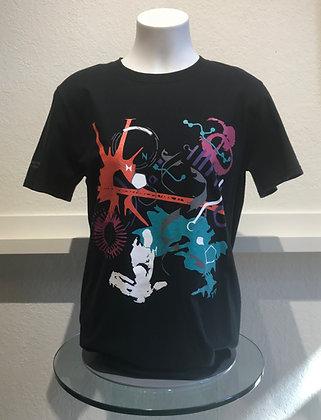 Black Momentum Tee Shirt