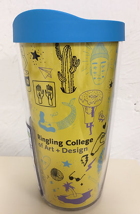 RCAD Students Designed Tervis Tumbler