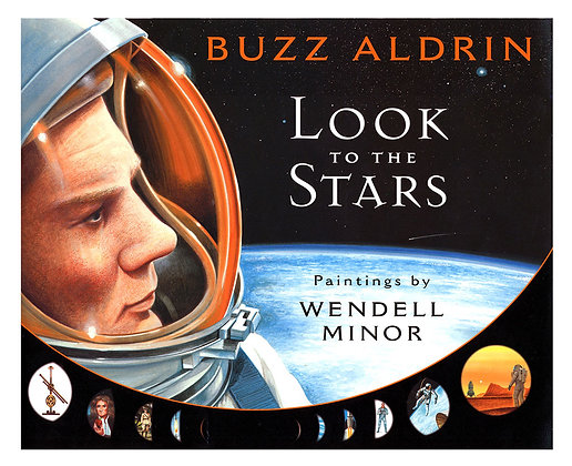 Buzz Aldrin Look to the Stars